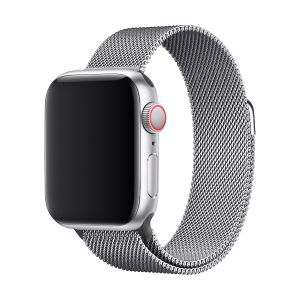 3SIXT Mesh Band - Apple Watch 42/44mm - Silver