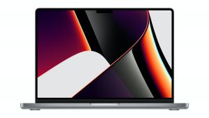 Apple 14-inch MacBook Pro: Apple M1 Pro chip with 10_core CPU and 16_core GPU, 1TB SSD - Space Grey