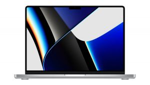 Apple 16-inch MacBook Pro: Apple M1 Max chip with 10_core CPU and 32_core GPU, 1TB SSD - Space Grey